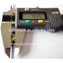 Pièces de rechange de caméra d'appareil-photo de CMOS de 12mm pièces d'appareil-photo d'endoscope