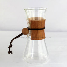 Máquina de café fria Brew, derrame sobre o gotejador de café