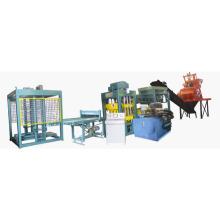 Automatische hydraulische Burning-Free Block Making Machine (Qt4-15)