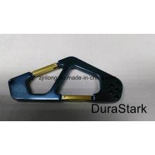 Gancho de aluminio del carguero del triángulo (DR-Z0258)