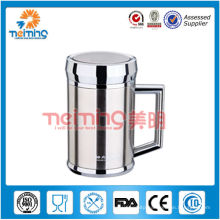 durable double wall stainless steel gift cup