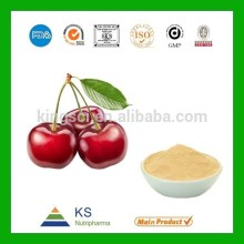 Manufacturer supply Pure Natural Acerola Cherry Extract 17%,Acerola extract 17% Ascorbic Acid