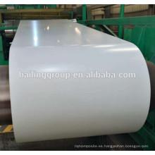 Bobina del ppgi, bobina de acero del ppgi, bobina de acero galvanizada pre pintada 1.5m galvanizado prepintado
