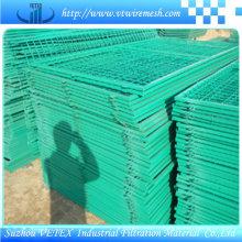 Clôture de Vetex de Suzhou utilisée dans la route