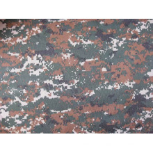 Fy-DC18 600d Oxford Camouflage Numérique Impression Tissu en Polyester