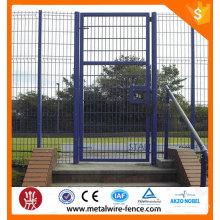 2016 shengxin direct welded garden fencing gate design