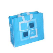 블루 비 짠 된 쇼핑 가방