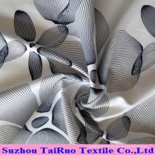 Peau de pêche imprimée pour les vêtements et le textile à la maison