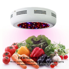 2017 Terbaru Desain 135w New UFO Full Spectrum LED Grow Light
