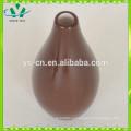 Новый цвет Soild Color Коричневый цвет Современная ваза, сделанная в Китае