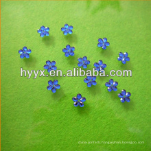 12mm Flat Back Decorative Flower