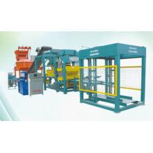 Machine de fabrication de blocs de ciment Machine de fabrication de brique (nyqt6-15)