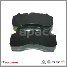 WVA 29042 29059 Venta al por mayor Kapaco Carbon Metallic Brake Pads for Daf CF 65