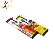 Coutume bon marché de boîte d'emballage de carton de câble d'USB de Digital de forme adaptée aux besoins du client imprimée
