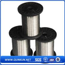 Fabriqué en Chine 0.8mm fil d'attache en acier inoxydable