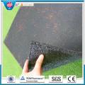 Rubber Sport Tiles Gym Flooring Floor for Gym Playground Anti Slip Rubber Tiles