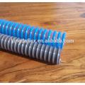 Flexibler großer Durchmesser 250mm Hochleistungs-PVC-Stahldraht-Saugschlauchleitung