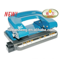 Economize 60% Power Hole Punch, papelaria mental 2 hole perfurante, sparco