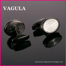 VAGULA Quality New Shell Brass Cufflinks (L51426)