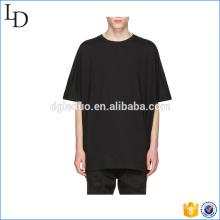Camisetas ocasionales del fabricante Camiseta suelta para hombre de encargo