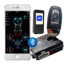 Drop Shipping  Cheap Remote Engine Starter Smart Start Stop Keyless Entry Pke Car Alarm Sysyem