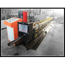 Dx Máquina hidráulica do motor C Purlin Roll formando máquina