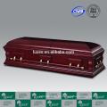 LUXES amerikanisches billige hölzernen Schatulle Nottingham_Casket Hersteller