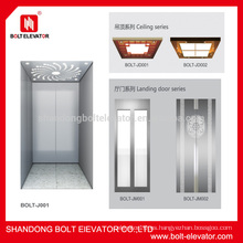 400kg elevador de pasajeros para 5 personas ascensor