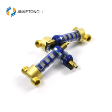JKTLQZ055 ss316 Luftreiniger Zyklon Wasserfilter