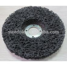rueda abrasiva rápida negra