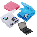 16in1 Hard Plastic Game Cards Carry Storage Box Protective Case Holder for Nintendo NDS 2DS NDSL NDSI New 3DS LL/XL 3DSXL/3DSLL