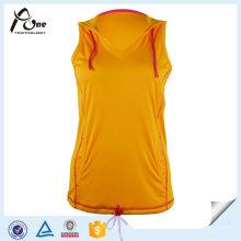 Camiseta sin mangas Fitness Fitness para mujeres