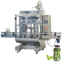 China New products stainless steel fruit flavored vinegar filling machine
