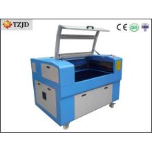 Cortadora del grabado del laser del CO2 barato que talla la máquina de madera