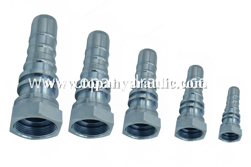 24213 Forged Screw Hydraulic Fitting