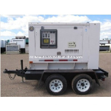 40kw Perkins Trailer-Mounted Diesel Generator / Genset - Load Bank Tested (NPP50)