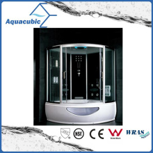 Complete Massage Tempered Glass Computerized Shower Room (AS-K94)