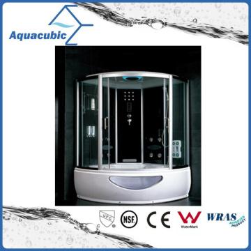 Completo de masaje de vidrio templado Computerized ducha (AS-K94)