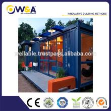 Maison unifamiliale moderne préfabriquée Modular Container Houses Fabricant pour Vocation