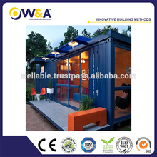 Single Family Modern Prefabricated Modular Container Houses Manufacturer for Vocation