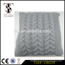high quality cushions home decorative throw pillow with zipper closure                                                                         Quality Choice