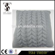 Almofadas almofadas de alta qualidade almofadas decorativas com fecho de zíper qualidade escolha