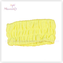 Banda para la cabeza de tela de toalla de 23 * 5 cm