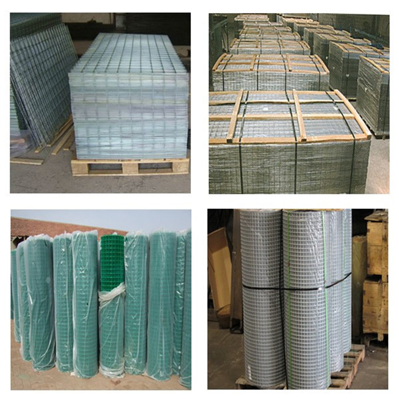 welded wire mesh packaging