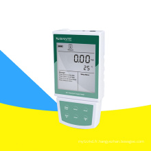 Testeur d'eau Multi Function Ph Conductivity Dissolved Oxygen Meter