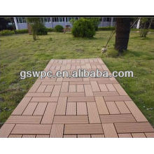 NEW! Outdoor Wooden Garden DIY Composite Decking/Wooden Floor