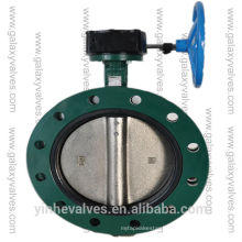 U-type stainless steel butterfly valve