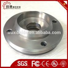 Cnc de perfuração / cnc usinagem / cnc torneamento de alumínio e peças de aço