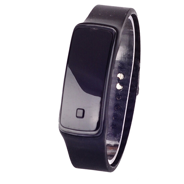 Silicone LED Screen Smart Digital Watch