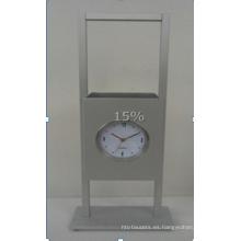 Reloj de regalo de promoción de aluminio (DZ50)